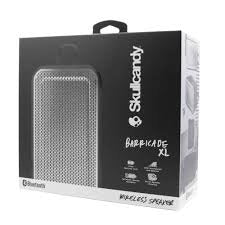SKULLCANDY  Barricade xl water proof Bluetooth speaker