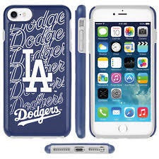 IPHONE 6 7 8 DODGERS CASE