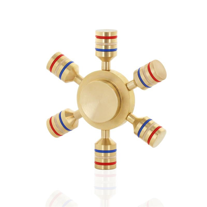 Fidgit spinner toy