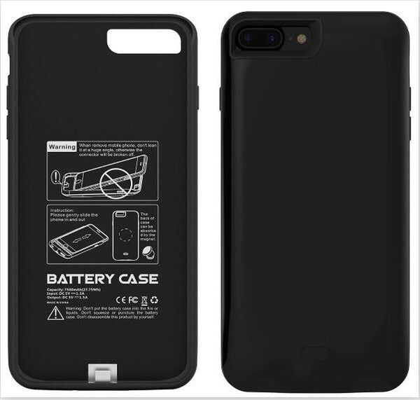 iPhone 7/8 plus charging case