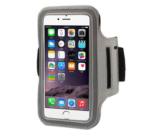 ARMBAND MOBILE PHONE IPHONE 6 GRAY CASE