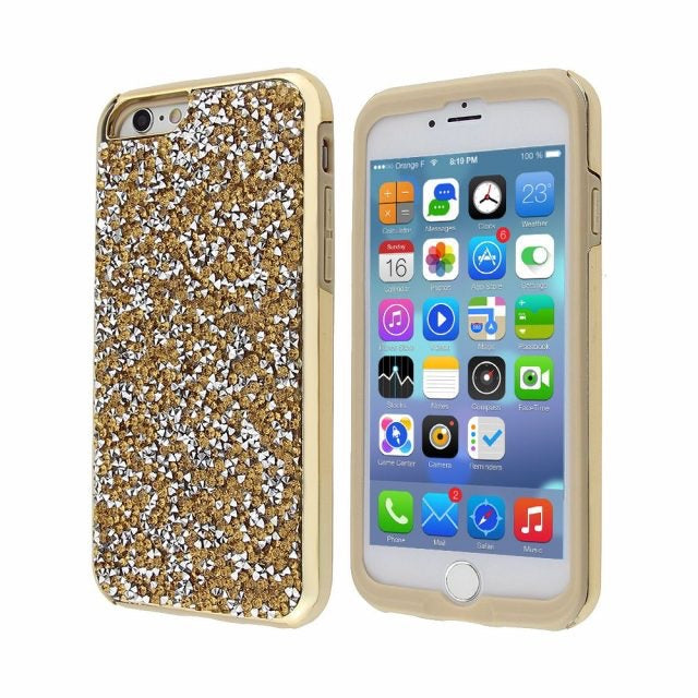 IPHONE 6 PLUS BLING CASE