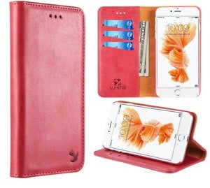 IPHONE 6 7 8 WALLET CASE