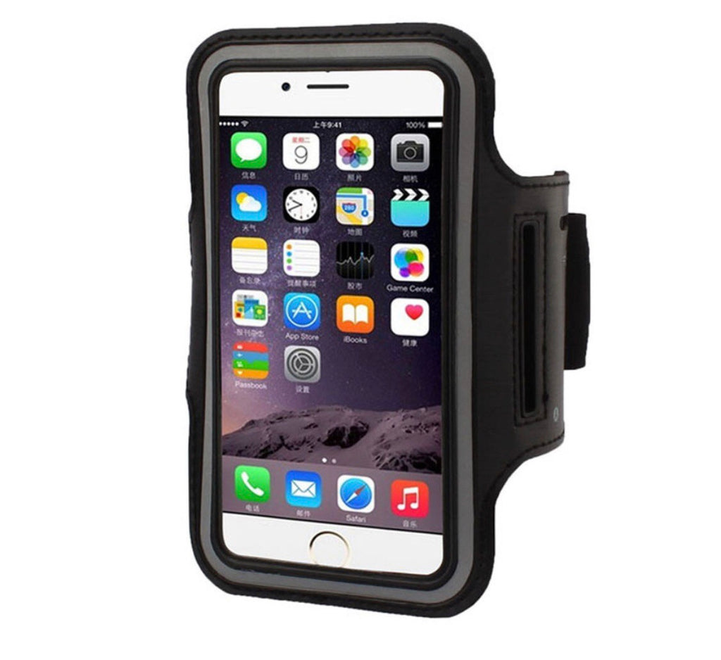ARMBAND MOBILE PHONE IPHONE 6 BLACK CASE