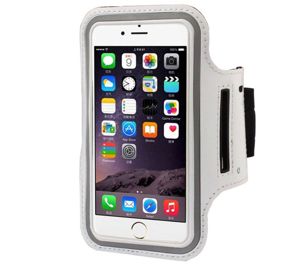 ARMBAND MOBILE PHONE IPHONE 6 WHITE CASE