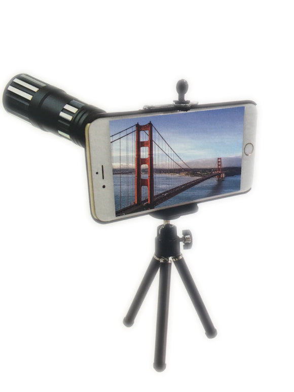 12x Mobile Phone Telephoto Zoom Lens for all phones
