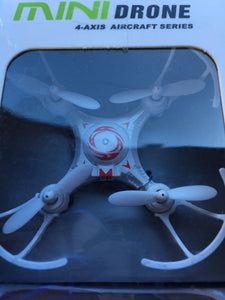Mini RC Quadcopter 3D 360 4Ch 2.4GHz Drone