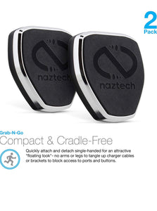 NAZTECH MAGBUDDY ANYWHERE CAR HOLDER