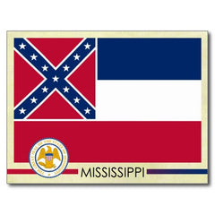 State of Mississippi Flags