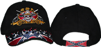 CSA Sons of Dixie Embroidered Hat