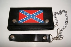 REBEL LEATHER WALLET