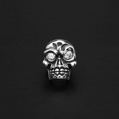 The Skull Gem Bead - Deific