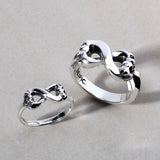 Special Couple Set - Infinity Rings - Deific - 1
