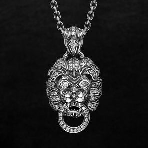 Commodus Lion Jubilee Pendant