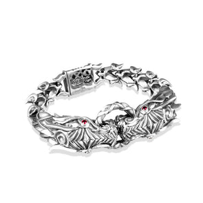 Double Dragon King Bracelet - Deific