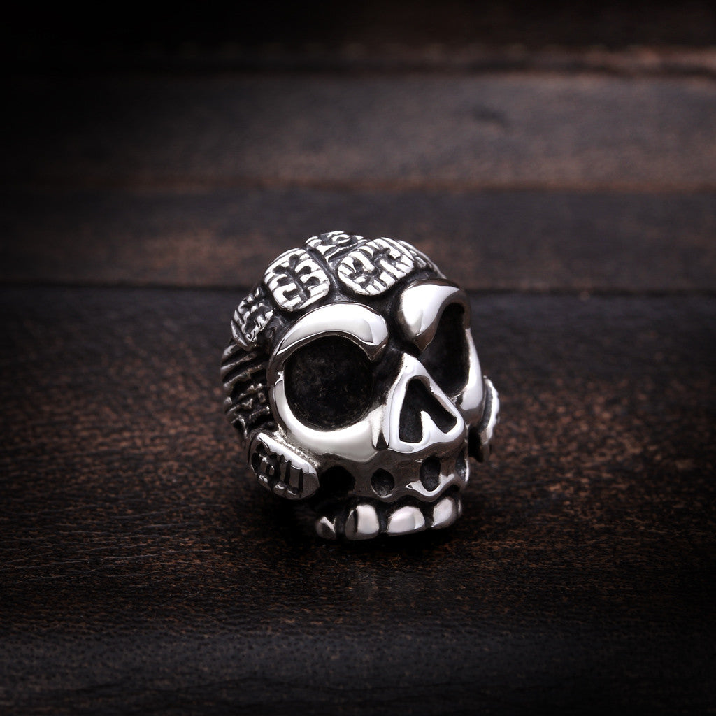 Mr. International Skull Bead - Deific