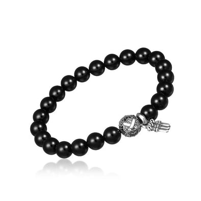 Royal Knight Onyx Bracelet - Deific