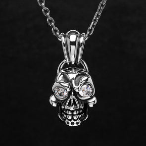 The Skull Gem Pendant