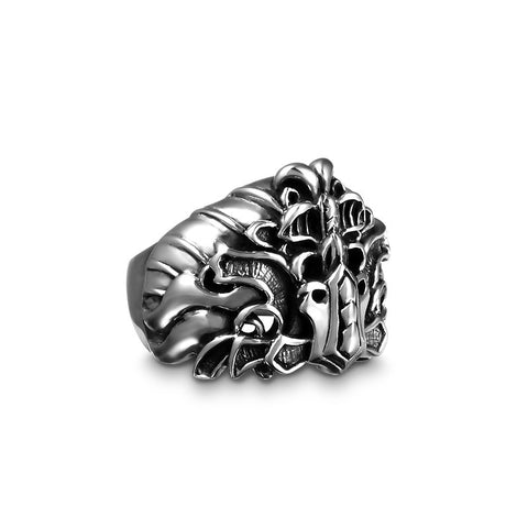 Mayan Crown Ring - Deific