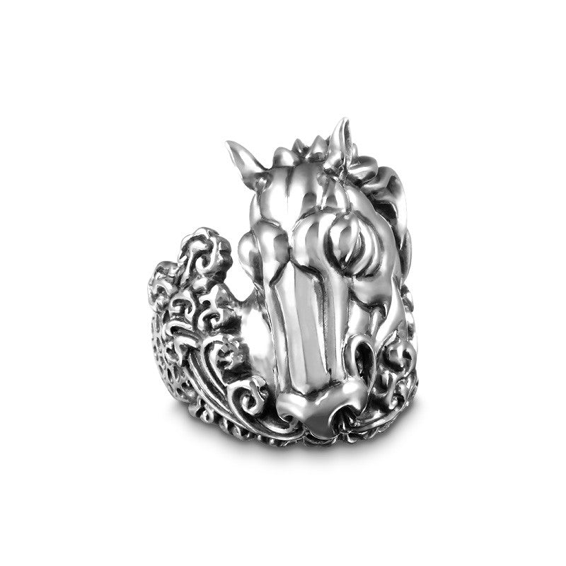 Wild Stallion Ring - Deific - 1
