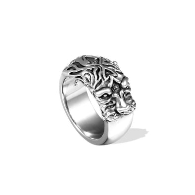 Napoleon Tiger Band Ring - Deific