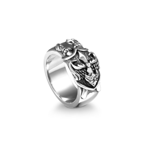 Shield Band Ring - Deific - 1