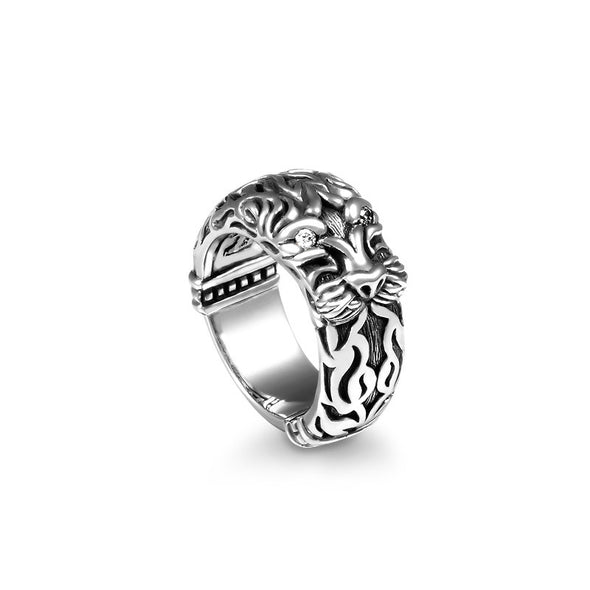 Lord Napoleon Tiger Band Ring - Deific