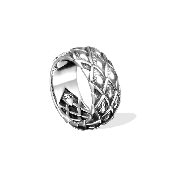 Dragon Scale Ring - Deific