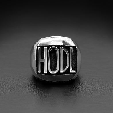 Hodl To The Grave Ring - Deific