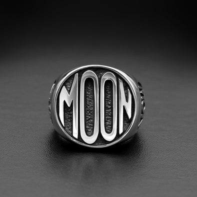 To The Moon Ring - Deific