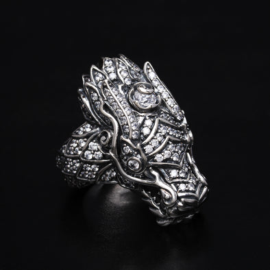 Dragon King Jubilee Ring - Deific