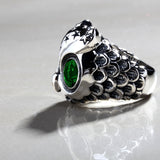 Starry Night Owl Ring - Deific - 3