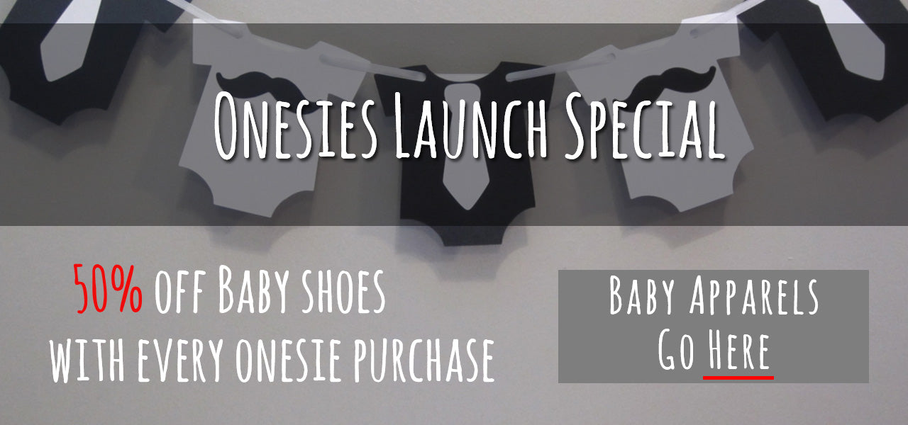 Toddlership Onesies Launch