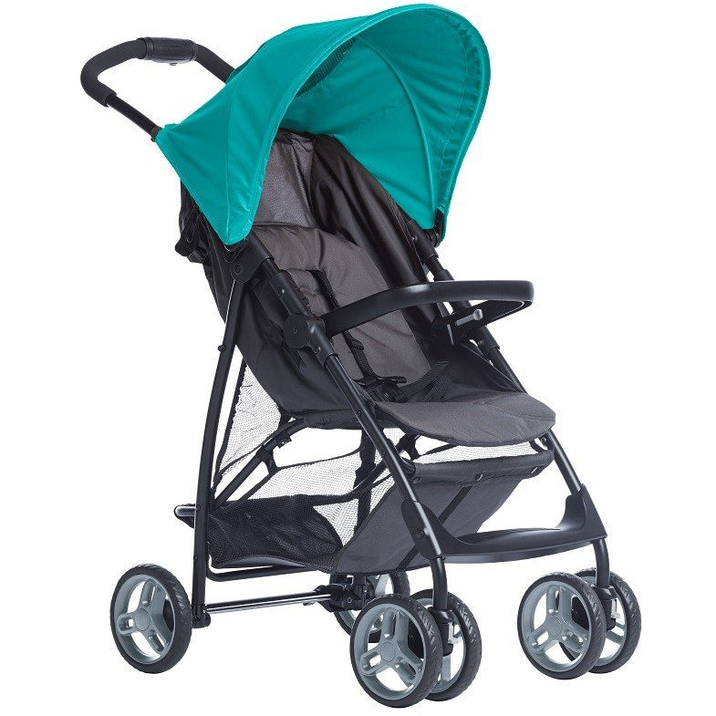 Graco LITERIDER LX Black Harborblue Emea