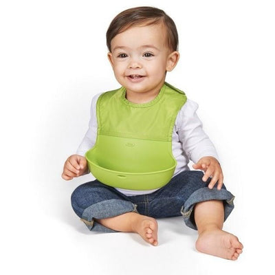 OXO tot roll up bib green