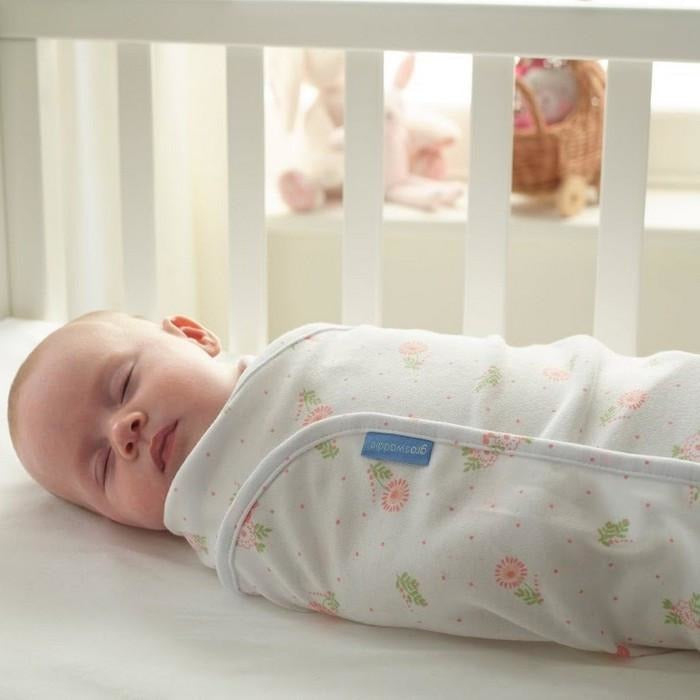 gro swaddle little star