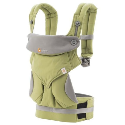 ergobaby four position 360 carrier green