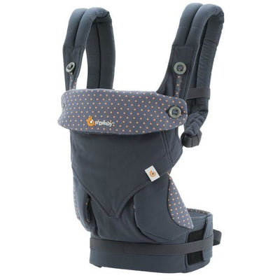 ergobaby four position 360 carrier dusty blue