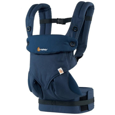 ergobaby four position 360 carrier midnight blue
