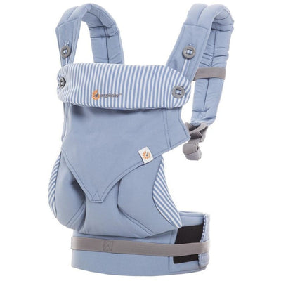 ergobaby four position 360 carrier azure blue