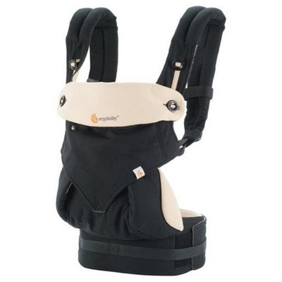 ergobaby four position 360 carrier black/camel