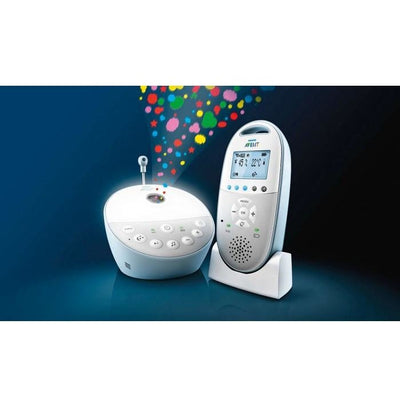 Philips Avent - DECT Baby Monitor with Projection