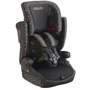 Graco Car Seat Airpop (Black)