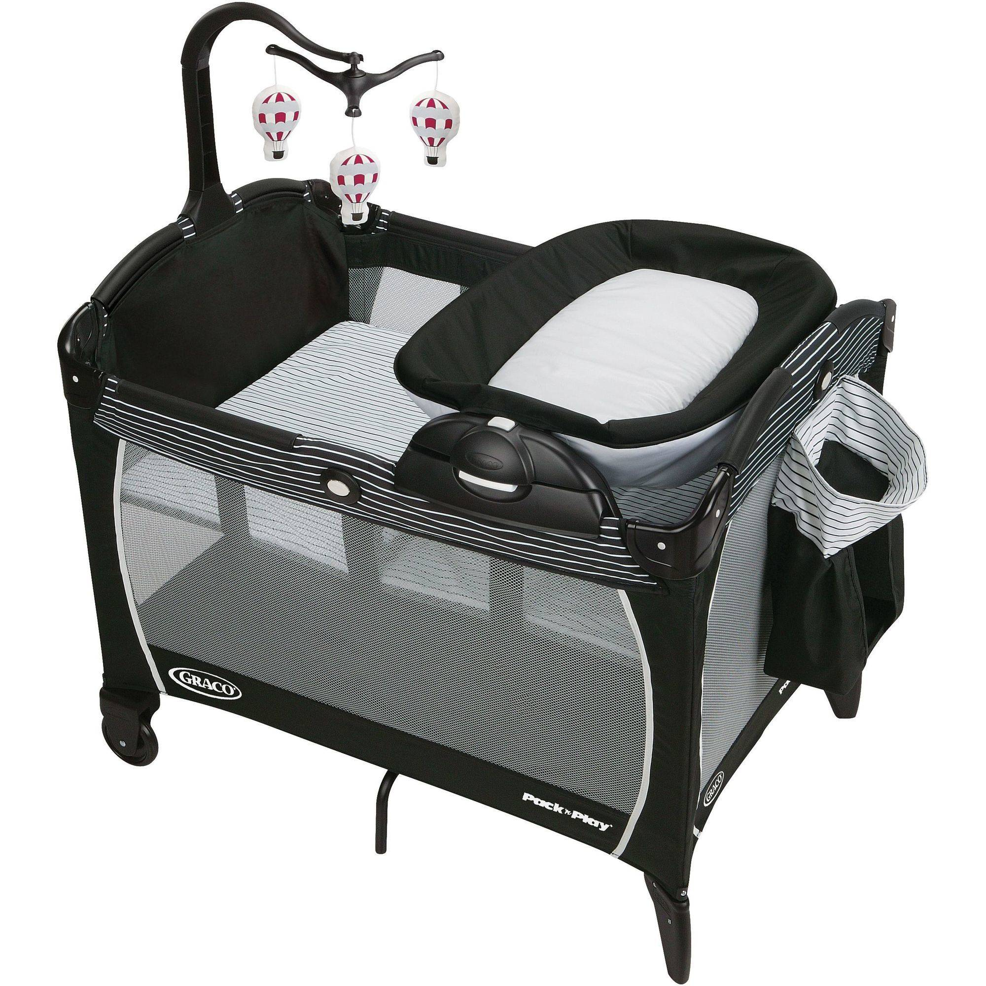 Graco Pack N Play Portable Napper and Changer (Studio)