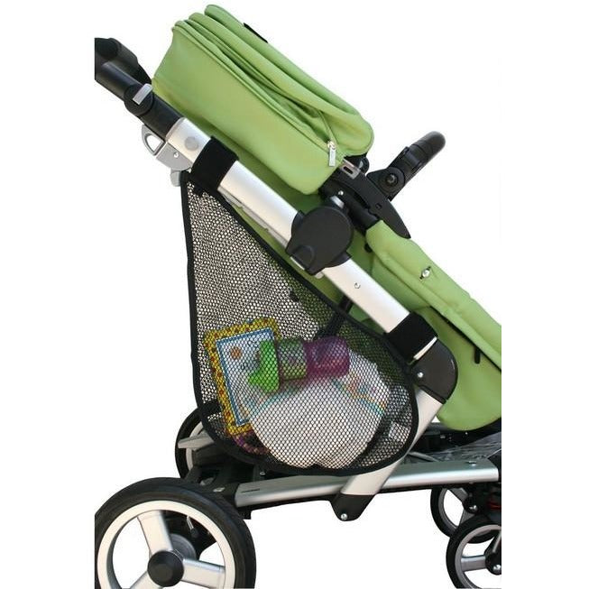 JL Childress Stroller Accessories (Side Sling Stroller Cargo Net)