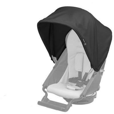 orbit baby G3 stroller sunshade black