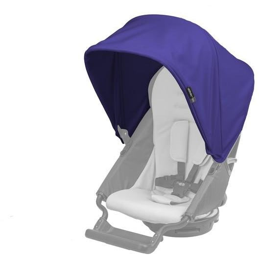 orbit baby G3 stroller sunshade blueberry