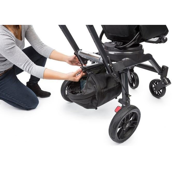 orbit baby cargo basket black