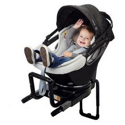 orbit baby G3 group 0+ infant car seat black