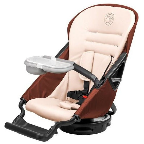 orbit baby G3 stroller seat black